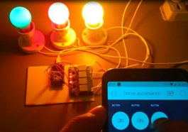 IOT Control Home Automation Using NodeMcu – Quanta Project